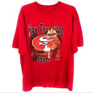 Colin Kaepernick San Francisco 49ers T-Shirt (L?)
